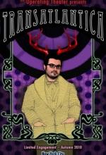 <em>Transatlantica</em> | Teaser poster design
